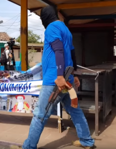 Análisis del Arsenal de los Paramilitares Nicaragüenses