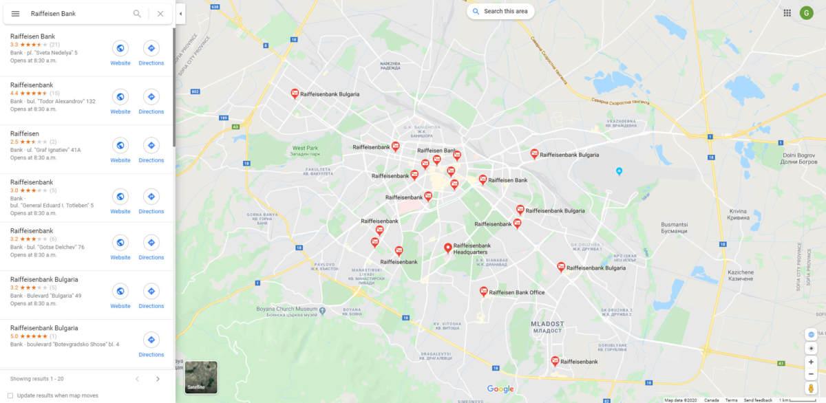 Geolocalizando a Diputados Venezolanos en Europa