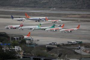 Base de datos abierta de aviones venezolanos